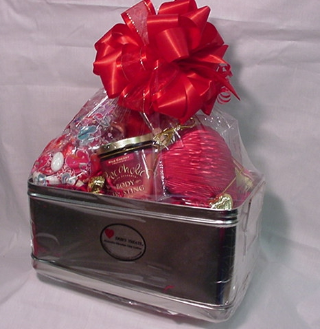 Chocolate Therapy Gift Basket
