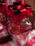 Black Tie Man Gift Basket