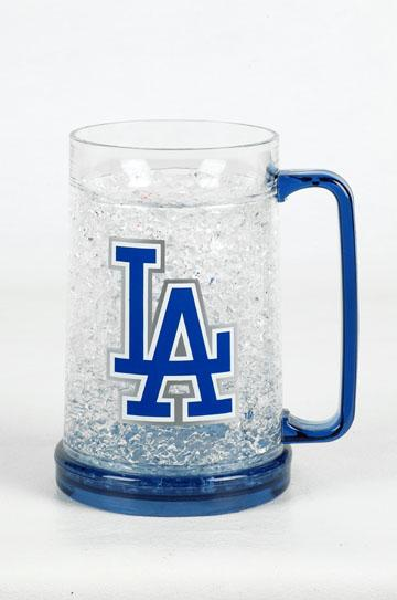 MLB - Los Angeles Dodgers 16 oz Crystal Mug