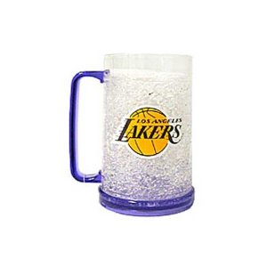 NBA - Los Angeles Lakers 16 oz Crystal Mug