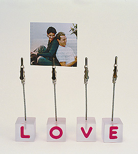 Love Memo Picture Holders