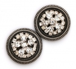 MagneButton Cluster Rhinestone Magnetic Button