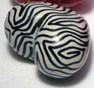 Soapstone - Mini Heart Paperweight