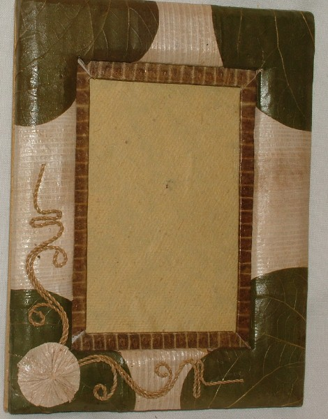 All Natural Picture Frame from Bali 4x6