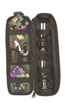 One Bottle Deluxe Wine Tote -Estate