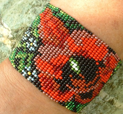 Sol Dancer Chi Chi Beaded Bracelet