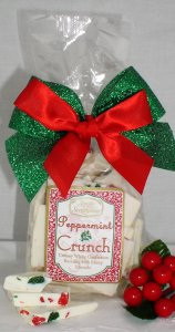 Red/Green Peppermint Crunch (Holiday Ribbon)