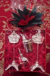 Napkin Rings & Place Card Set