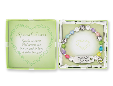 Childrens Bracelets with Verse