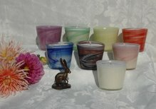Tierra Verde Soy Candles- Virgin Votives