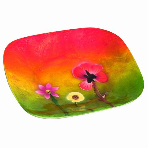 Pansy Sunset Small Tray