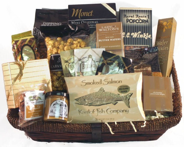 Debi's Treats Corporate Gourmet Gift Basket