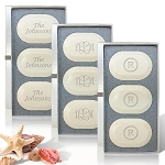 Eco-Luxury Original Soap Trio  3 Ovals