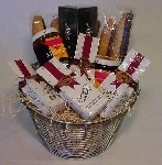 Gourmet Coffee & Preserves Basket